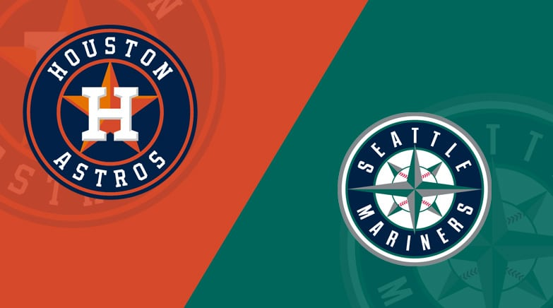 Seattle Mariners vs. Houston Astros at T-Mobile Park