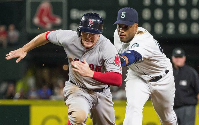 Seattle Mariners vs. Boston Red Sox [CANCELLED] at T-Mobile Park