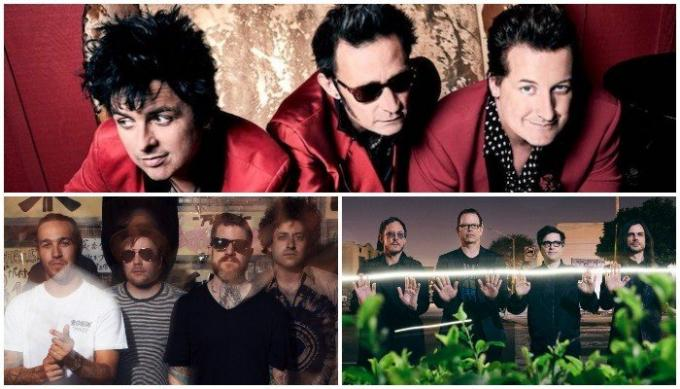 Hella Mega Tour: Green Day, Fall Out Boy, Weezer & The Interrupters at T-Mobile Park